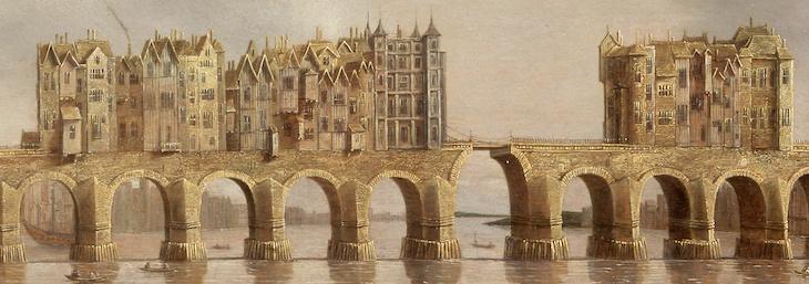 The old london bridge osman semerci blog