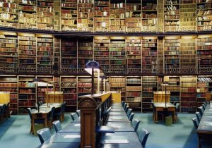 The British Library's reading room