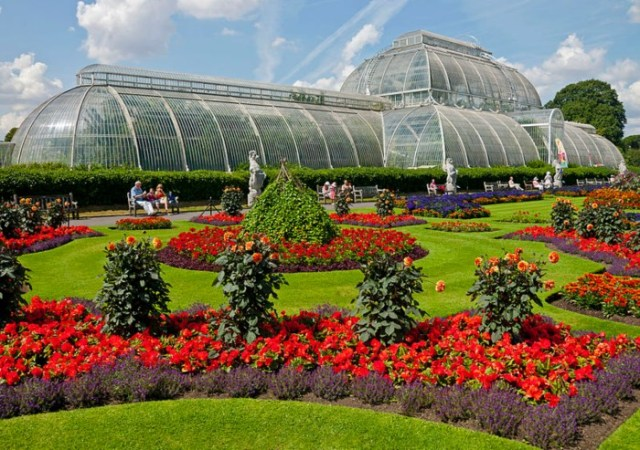 Osman Semerci Kew_Gardens London